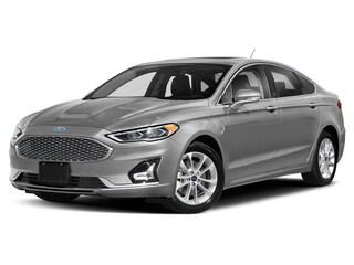 2019 Ford Fusion Energi SEL Berline 2.0L Ordinaire sans plomb Ingot Silver