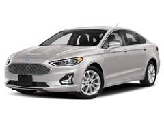 2019 Ford Fusion Energi Titanium Car