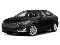 2019 Ford Fusion Energi Titanium Berline 2.0L Ordinaire sans plomb Agate Black