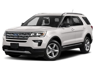 2019 Ford Explorer XLT 2X COSTCO XLT 4WD