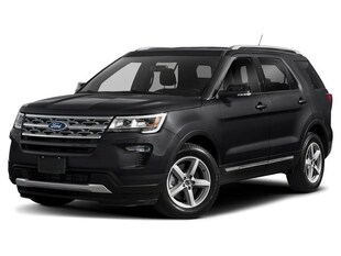 2019 Ford Explorer Limited Adap Cruise 3.5L Moonroof 2X COSTCO Limited 4WD