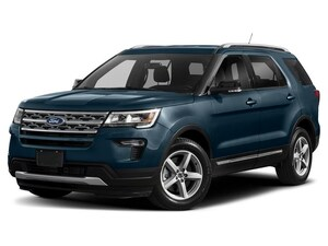 2019 Ford Explorer Sport, Nav, Moonroof