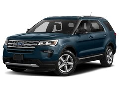 2019 Ford Explorer Leather, Moonroof, Camera, Remote Start, Sync 3 SUV Automatic 4WD