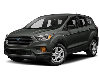 2019 Ford Escape Titanium, Safe and Smart SUV