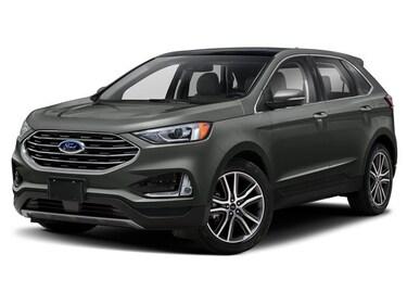 2019 Ford Edge NAV Adap Cruise, 2yrs maintenance incld SEL AWD