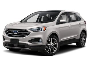 2019 Ford Edge SEL COLD WEATHER PKG SEL AWD