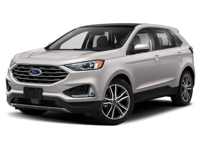 2019 Ford Edge SEL AWD Cold Weather pkg Activex int Nav DEMO SUV