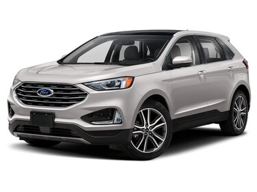 2019 Ford Edge Titanium TOURING PKG COLD WEATHER PKG 2X COSTCO Titanium AWD