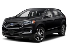 2019 Ford Edge Titanium SUV 2.0L Premium Unleaded Agate Black