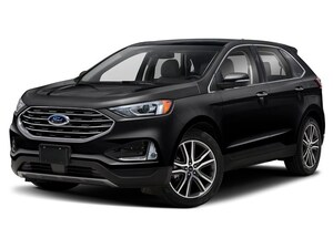 2019 Ford Edge TITANIUM TOUCH NAV LEATHER PANORAMIC ROOF 2.0L ENG