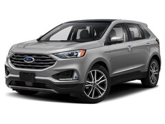 2019 Ford Edge Titanium, Tow Pkg, Nav, Panoramic Roof SUV 8 Speed Automatic AWD