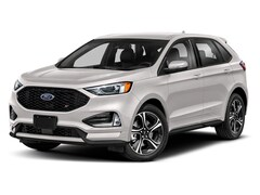 2019 Ford Edge ST SUV 2.7L Premium Unleaded White Platinum Tri-Coat