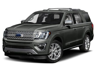 2019 Ford Expedition Platinum 4WD - $1000 In Total Incentives