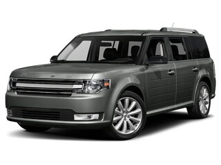2019 Ford Flex Prw Liftgate, Blind Spot Monitoring System,  SUV Automatic AWD