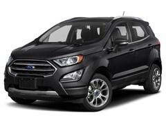 2019 Ford EcoSport Titanium VUS 2.0L Ordinaire sans plomb Shadow Black