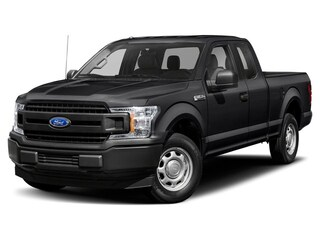 2019 Ford F-150 XLT 2.7L V6 302A Truck SuperCab Styleside