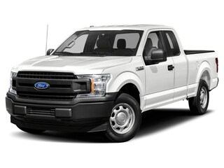 2019 Ford F-150 Truck SuperCab Styleside 5.0L Regular Unleaded Oxford White