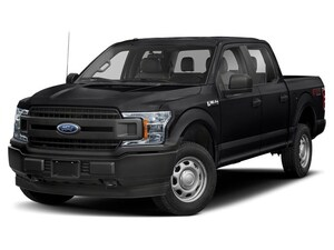 2019 Ford F150 4x4 - Supercrew Lariat - 145 WB