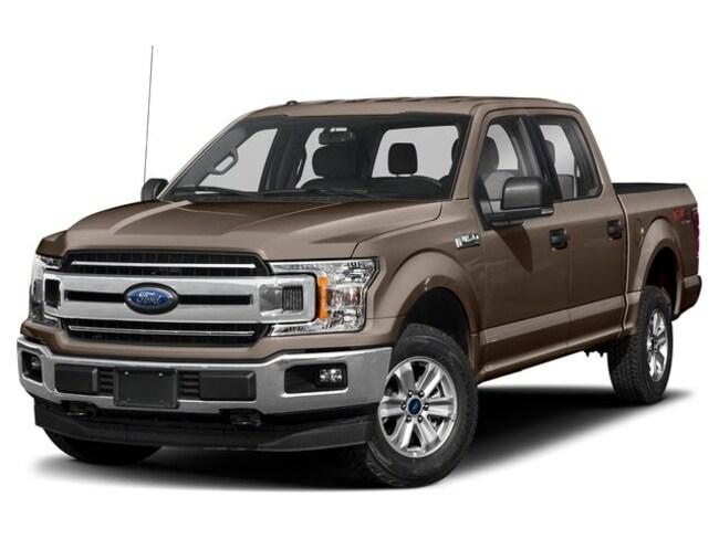 2019 Ford F-150 XLT Truck SuperCrew Cab [693, 995, G, 44G, 300A, X27, D1, M, 153] V-8 cyl