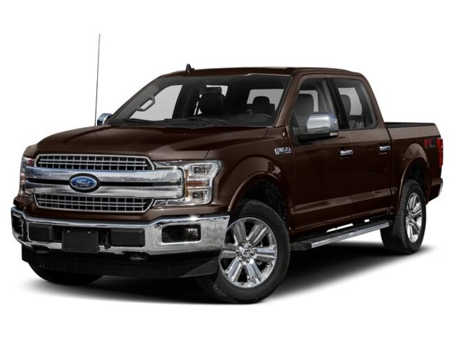2019 Ford F-150 Lariat | 502A | 4x4 | SuperCrew 145 Truck SuperCrew Cab