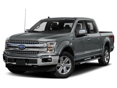 2019 Ford F-150 LARIAT 4X4 502A LARIAT 4WD SuperCrew 5.5 Box