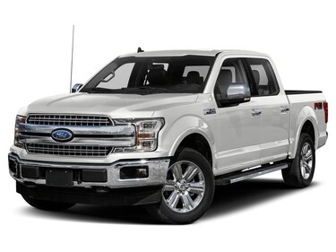 2019 Ford F-150 LARIAT 4X4 502A Truck SuperCrew Cab