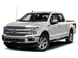 2019 Ford F-150 LARIAT CREW SPORT/FX4/LEATHER/PANEL ROOF/SYNC 3 TO