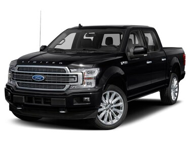 2019 Ford F-150 Limited Active Park Assist22'' wheels 2X COSTCO Limited 4WD SuperCrew 5.5 Box