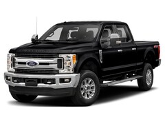 2019 Ford F-250 XLT Truck Crew Cab 6.7L Diesel Agate Black