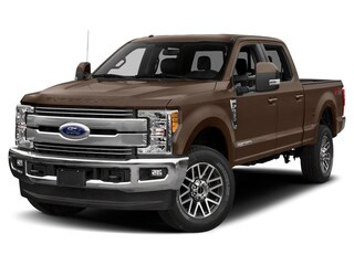 2019 Ford Super Duty F-350 SRW Lariat Crew Cab Pickup