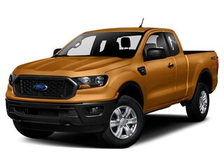2019 Ford Ranger XL Truck SuperCab 2.3L Ordinaire sans plomb Saber
