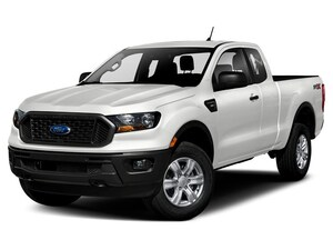 2019 Ford Ranger 4x4 Supercab XL 126wb