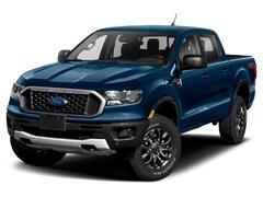 2019 Ford Ranger Truck SuperCrew 2.3L Ordinaire sans plomb Lightning Blue