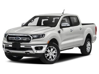 2019 Ford Ranger Lariat, Tow Pkg, Sensors, Lane Keeping, Camera SUPERCREW 10 Speed Automatic 4x4