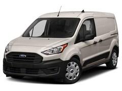 2019 Ford Transit Connect XLT w/Single Sliding Door Van Cargo Van 2.0L Regular Unleaded Silver