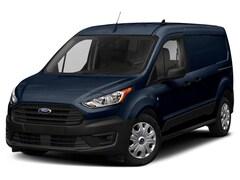 2019 Ford Transit Connect XLT w/Dual Sliding Doors Van Cargo Van 2.0L Ordinaire sans plomb Bleu Foncé