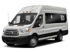 2019 Ford Transit-350 XLT w/Sliding Pass-Side Cargo Door Wagon High Roof HD Ext. Passenger Van