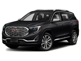 2019 GMC Terrain Denali | HD SURROUND VISION | VENTED DRIVERS | SUV