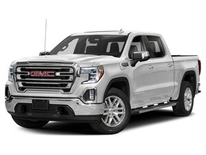 2019 GMC Sierra 1500 New Crew 4x4 SLE / Short Box