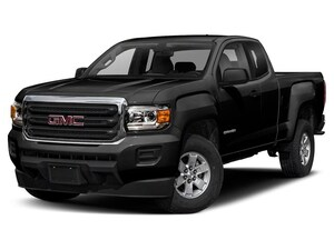 2019 GMC Canyon SLE 4x4 Extended Cab