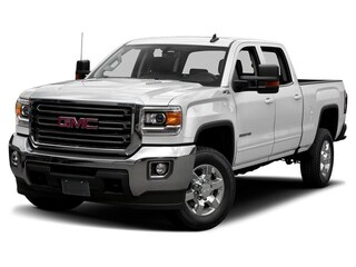 2019 GMC Sierra 3500HD Crew Cab Long Bed Truck