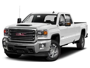 2019 GMC Sierra 3500HD SLE | Backup Camera | Bluetooth | SiriusXM Radio