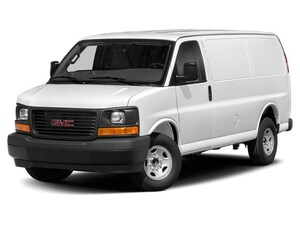2019 GMC Savana 2500 Work Van