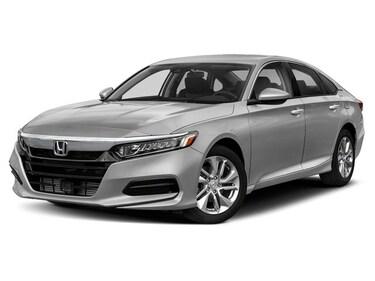 2019 Honda Accord Sedan LX CVT Sedan