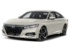 2019 Honda Accord Sport 1.5T Sedan