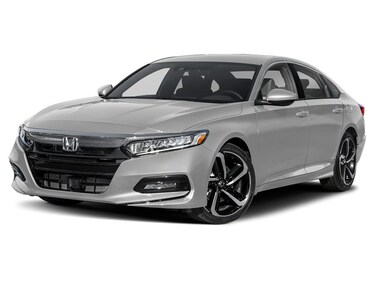2019 Honda Accord Sport 1.5T Sport 1.5T CVT