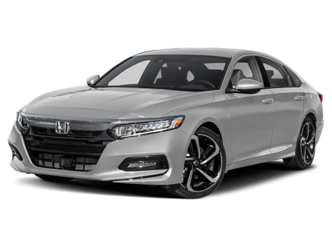 2019 Honda Accord Sedan Sport CVT Sedan