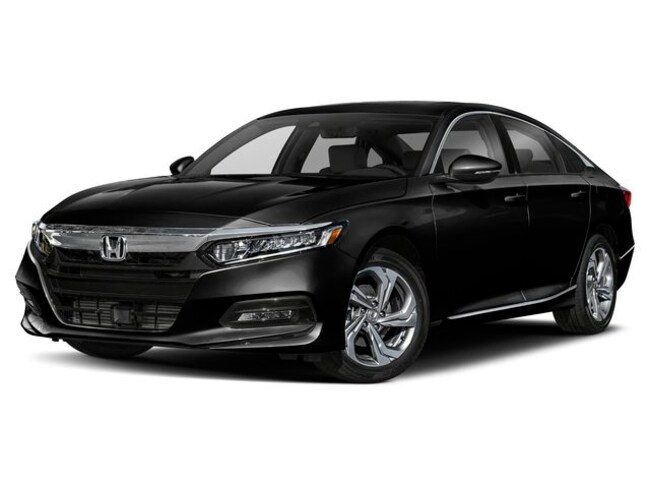 2019 Honda Accord Sedan EX-L Car
