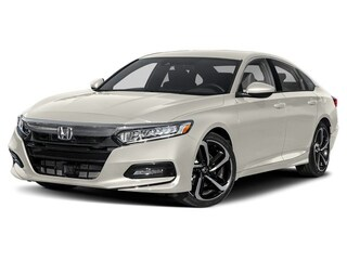 2019 Honda Accord Sedan 2.0 Sport MT