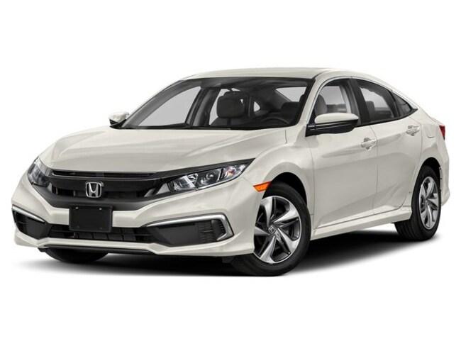 2019 Honda Civic Sedan LX Car